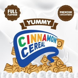 Big Mouth Yummy: Cinnamon cereal