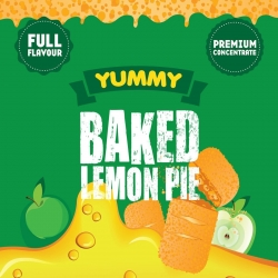 Big Mouth Yummy: Baked lemon pie
