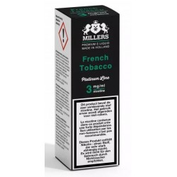 Millers Juice Platiniumline French Tobacco.