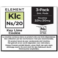 - BE Element Key Cookie...