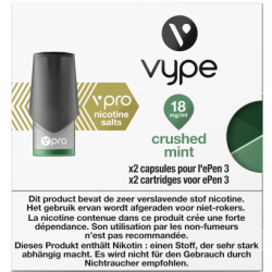 -  Vype  vPRO Crushed Mint...