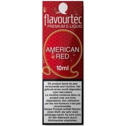 -  Flavourtec  American Red